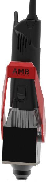 AMB Fräsmotor 1050 FME-U DI 230V (für ER16 Präzisions-Spannzangen)
