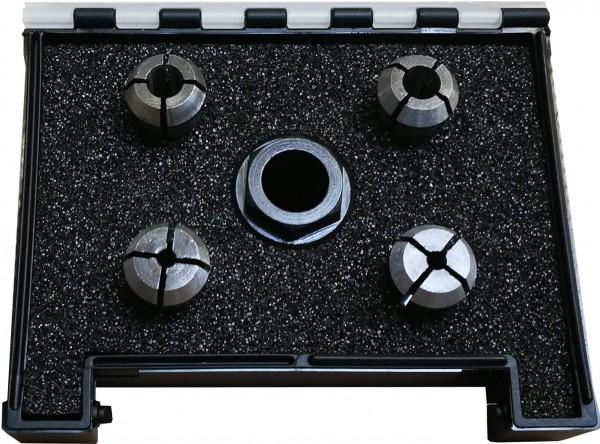 Standard Spannzangen Set in praktischer Kunststoffbox